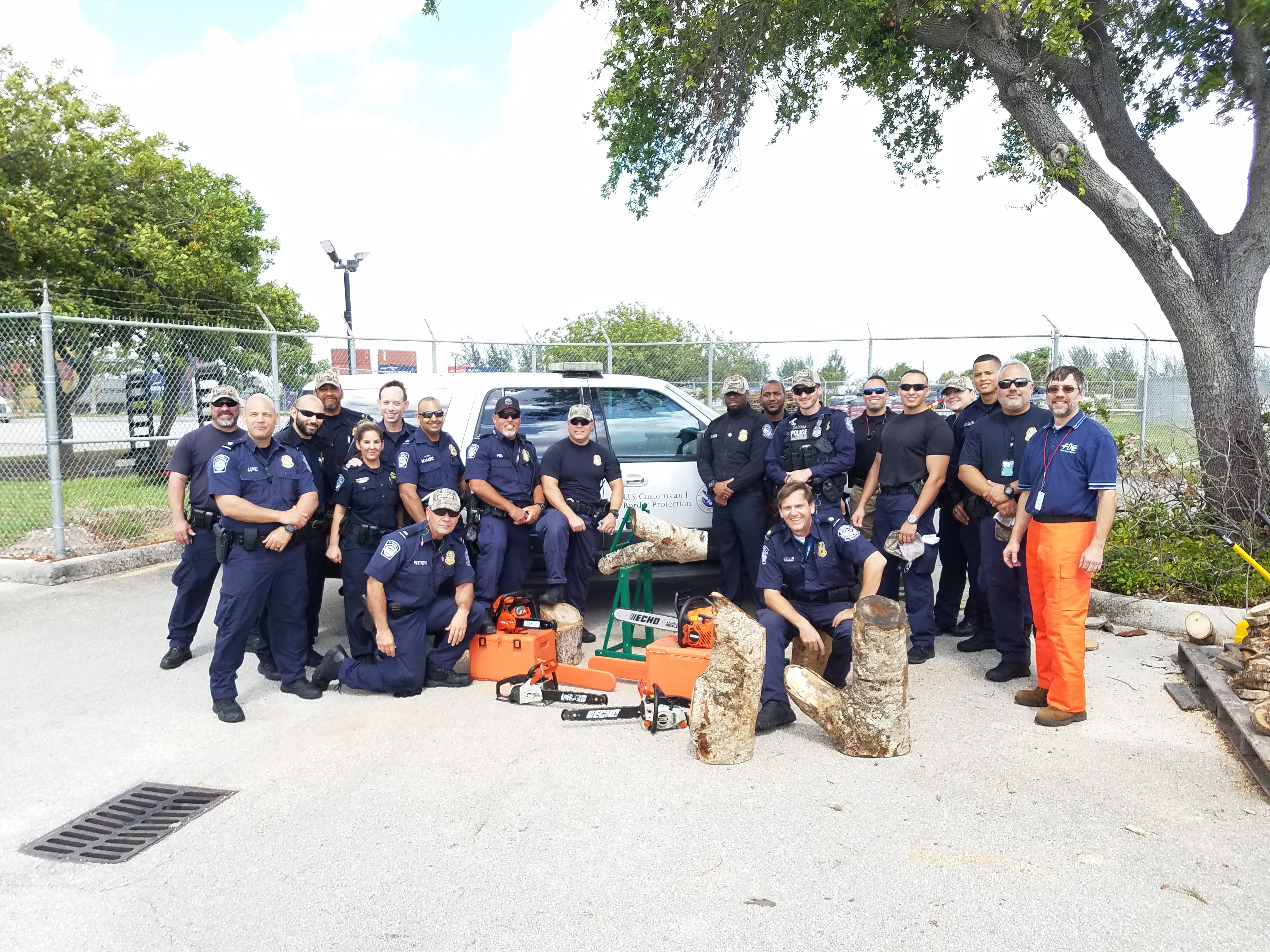 service and training team image